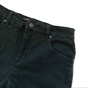 Gloria Vanderbilt Dark Green Mom Jeans - size 4